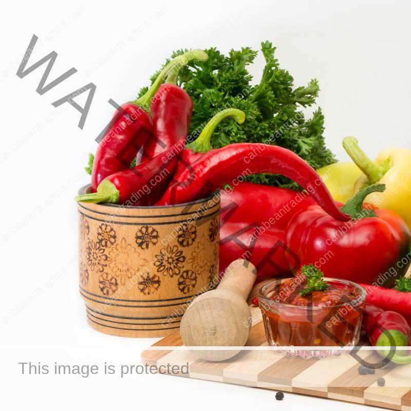Benefits of Hot Sauce
