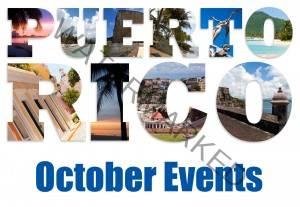 Puerto Rico Events October