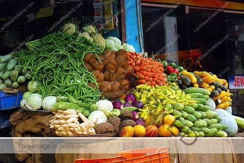 """Caribbean Market"""