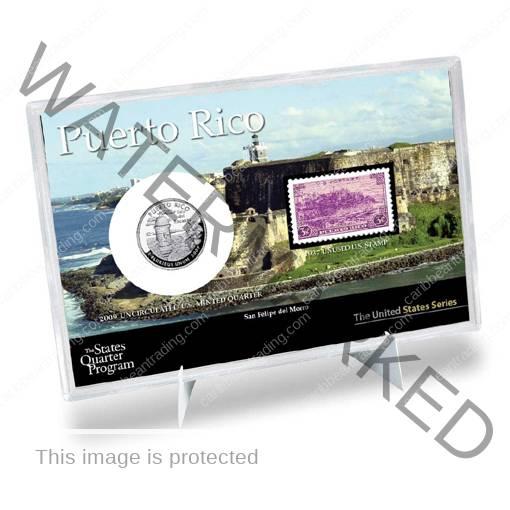 puerto rico stamp