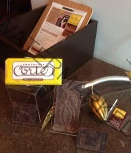 Chocolate Cortes