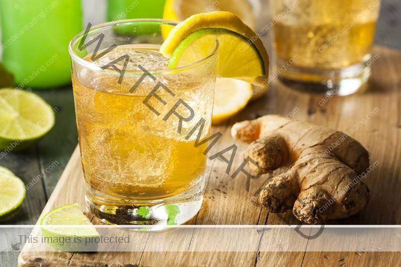 citrus ginger