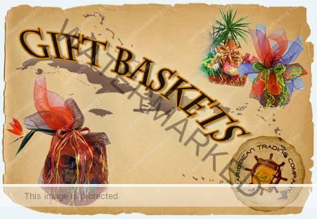 Caribbean Trading Company Gift Baskets