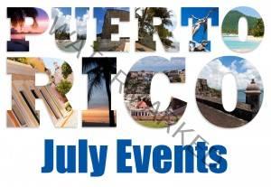 Festivals in Puerto Rico July