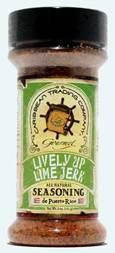 Lively Up Lime Jerk Seasoning