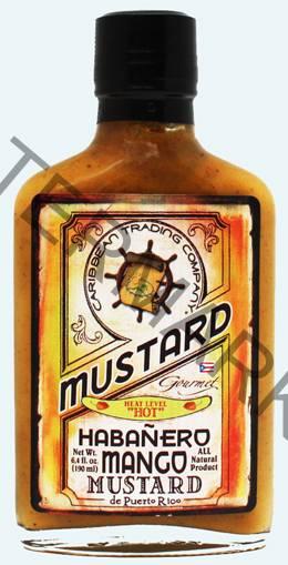 Habañero Mango Mustard