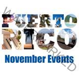 events in puerto rico november