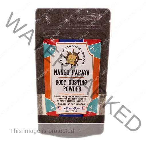 all-natural body powder