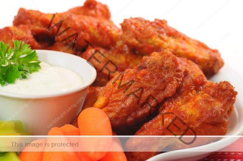 hot wings recipe