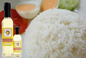 ginger honey rice