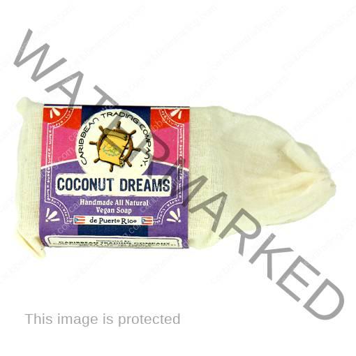 Coconut Dreams Handmade All Natural Vegan Soap