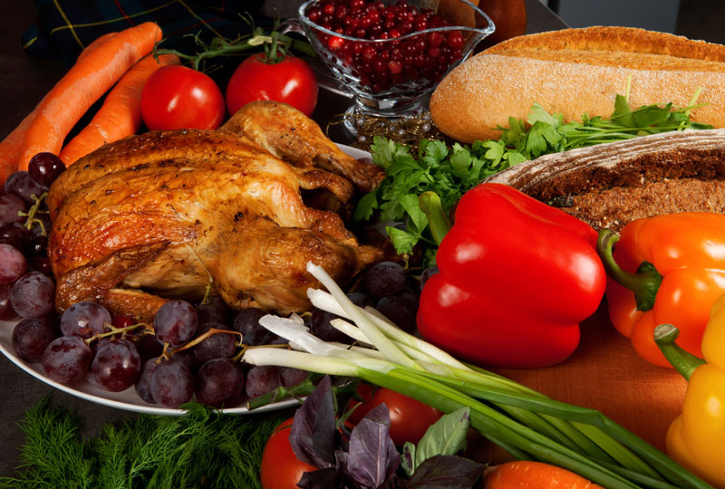 Thanksgiving Traditions in Puerto Rico