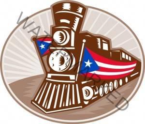 puerto rico trains