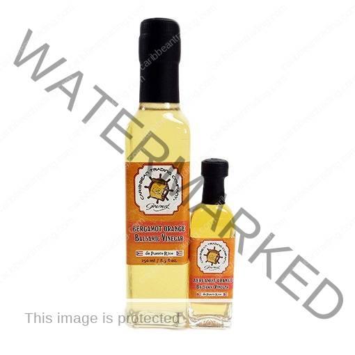 Bergamot Orange White Balsamic Vinegar