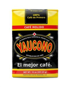 Yaucono coffee