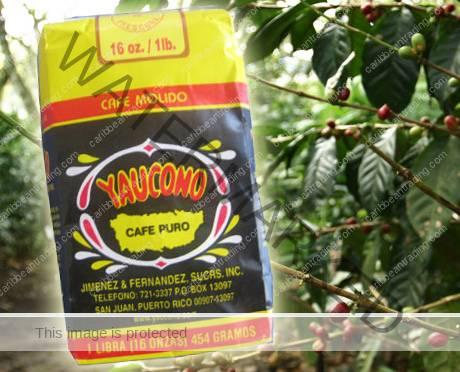Yaucono Puerto Rican Coffee